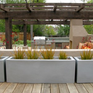 planter boxes waterproofing